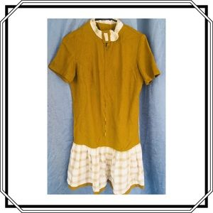 Dresses & Skirts - Super cute Vintage 60s MOD mini dress!